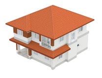 3D drawing design Stock Image