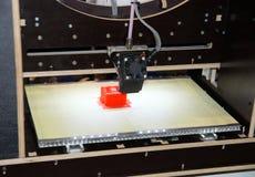 3D Drucker - FDM-Drucken lizenzfreies stockbild