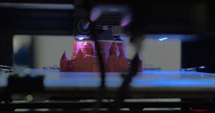 3D drukarka podczas wzorowanie procesu zbiory