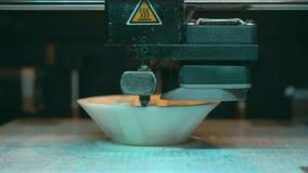 3D drukarka w akci zdjęcie wideo