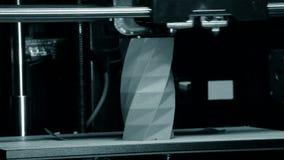 3D drukarki dzia?anie Zrastaj?cy si? ?wiadkowania wzorowanie, FDM 3D drukarka zbiory wideo