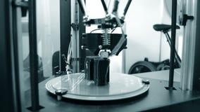 3D drukarki dzia?anie Zrastaj?cy si? ?wiadkowania wzorowanie zbiory wideo