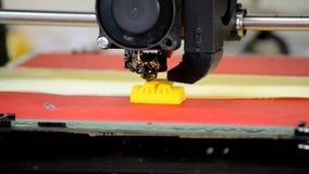 3D drukarki funkcjonujący drukowy zakończenie Nowożytna dodatek technologia zbiory