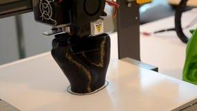 3D drukarki pracy zbliżenie zbiory