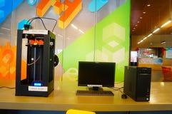 3D drukmateriaal Stock Fotografie