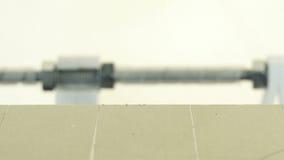 3D druku klamerki zbiory wideo