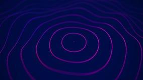 ??3d E 3D发光的抽象数字微粒背景 r r 向量例证