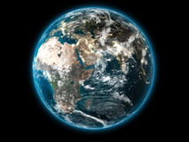 3D The Earth Stock Photo