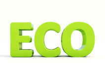3d Eco Stock Photo