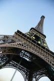 d'Eiffel del viaje fotos de archivo