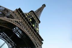 d'Eiffel di giro fotografie stock libere da diritti