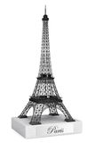 3d Eiffel tower statue Royalty Free Stock Photography