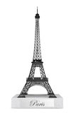 3d Eiffel tower statue Stock Photo