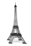 3d Eiffel tower Royalty Free Stock Photo