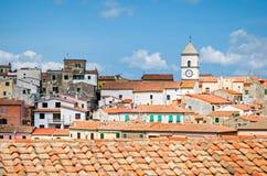 D'Elba de Isola (Italia), Capoliveri Fotos de archivo