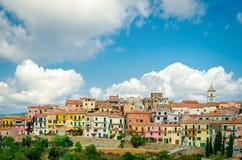 D'Elba de Isola (Toscana Italia) Fotografía de archivo libre de regalías