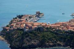 D'Elba-Portoferraio van Isola haven Royalty-vrije Stock Foto