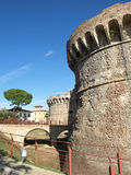 d'Elsa Colle di Val, Тоскана 1 стоковое изображение rf