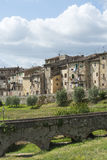 D'Elsa Colle di Val (Toskana) Lizenzfreie Stockbilder