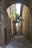 D'Elsa de Colle di Val (Toscana) Fotos de archivo