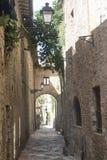 D'Elsa de Colle di Val (Toscane) Photos libres de droits