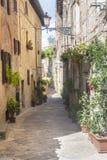 D'Elsa de Colle di Val (Toscane) Images stock