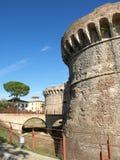 d'Elsa di Colle di Val, Toscana 1 Immagine Stock Libera da Diritti