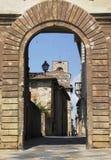 D'elsa val di Colle, Toscana Fotografia Stock