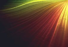 3D Embossed Abstract Background Stock Image