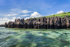 d'Emeraude de Mer de La Photographie stock libre de droits