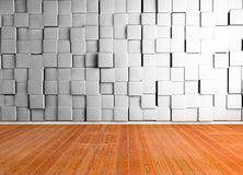 3d empty room Royalty Free Stock Photos