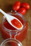 dżemu pomidor Zdjęcia Royalty Free