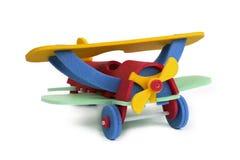 3D enigma - avião Imagem de Stock Royalty Free