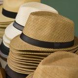 Dżentelmenów s kapelusze Zdjęcie Royalty Free
