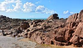 Dżersejowa wyspa zdjęcia royalty free