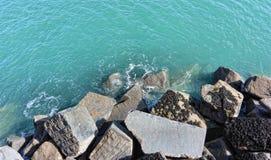 Dżersejowa wyspa Obraz Royalty Free