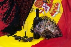 D'Espagnol toujours la vie Image libre de droits