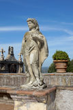 D'Este виллы в Tivoli, Италии, Европе Стоковая Фотография