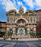 d'Este da casa de campo, Tivoli, Italy Imagens de Stock Royalty Free