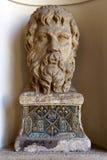D'Este en Tivoli, Italia, Europa del chalet Imágenes de archivo libres de regalías