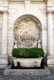 D'Este en Tivoli, Italia, Europa del chalet Foto de archivo libre de regalías