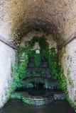 D'Este en Tivoli, Italia, Europa del chalet Fotos de archivo libres de regalías