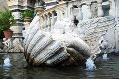 D'Este en Tivoli, Italia, Europa del chalet Foto de archivo