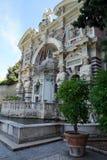 D'Este en Tivoli, Italia, Europa del chalet Fotos de archivo