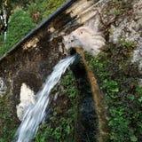 D'Este en Tivoli, Italia, Europa del chalet Fotografía de archivo libre de regalías