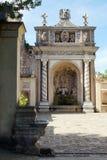D'Este in Tivoli, Italia, Europa della villa Fotografia Stock Libera da Diritti