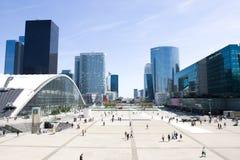 Défense in Paris Stock Photo
