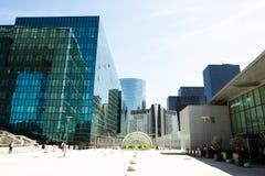 Défense in Paris Stock Photos