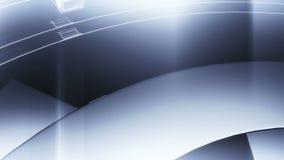 3D filmstrip ruch royalty ilustracja