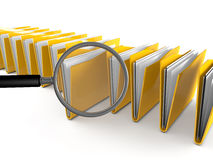 3d folder Search Stock Photography